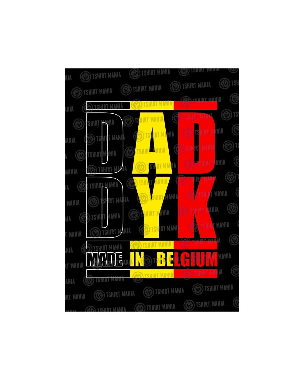 Made in Belgium K