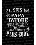 Papa Tatoué...