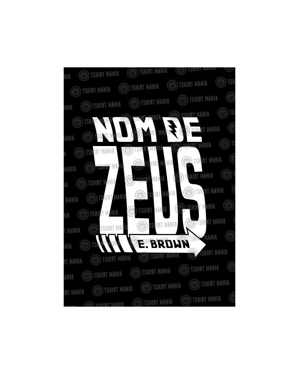 Nom de Zeus