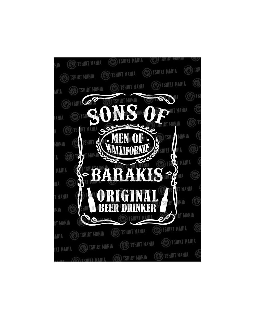 Sons of Barakis - Jack