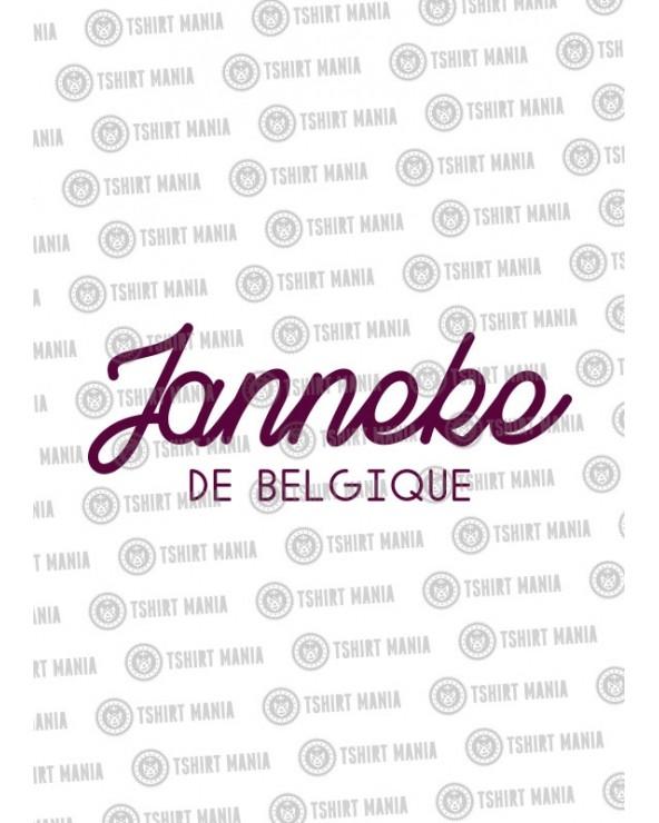Janneke Van...