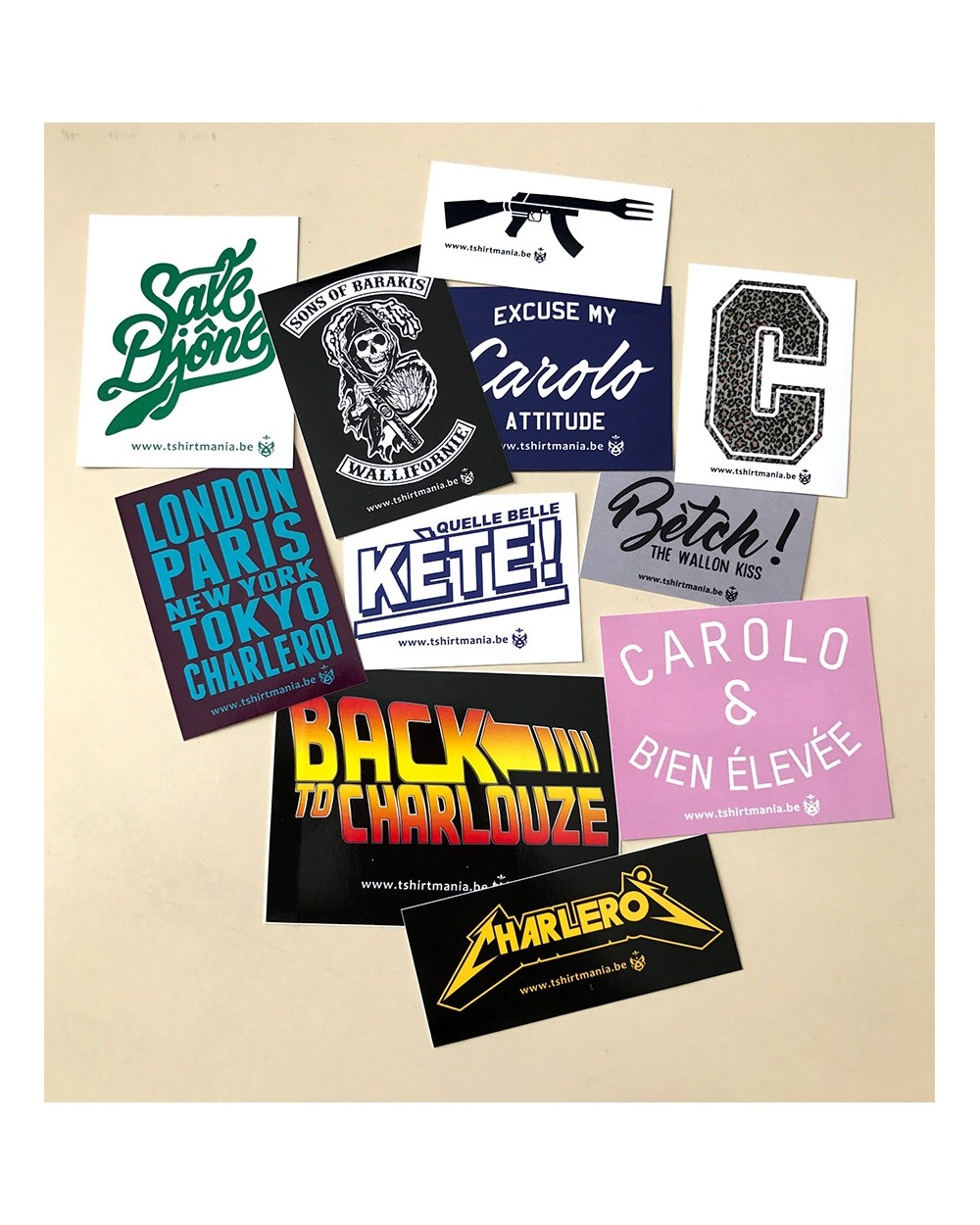 Pack Stickers 3