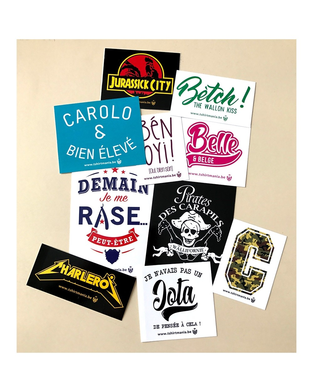 Pack Stickers 4