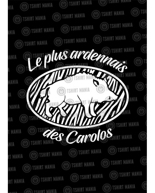 Ardennais t-shirt