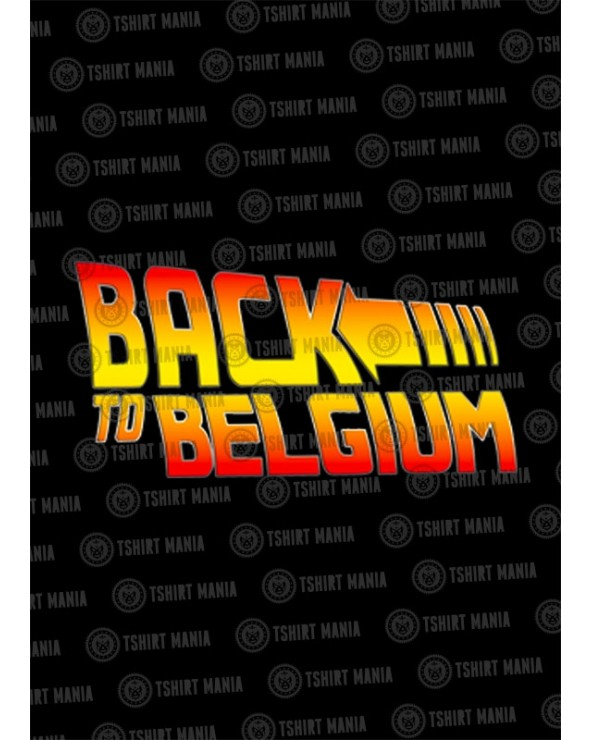 Back to Belgium