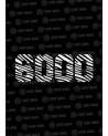6000 Zebra t-shirt
