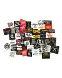 Big Pack Stickers 50P