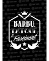 Barbu, tatoué et fascinant !