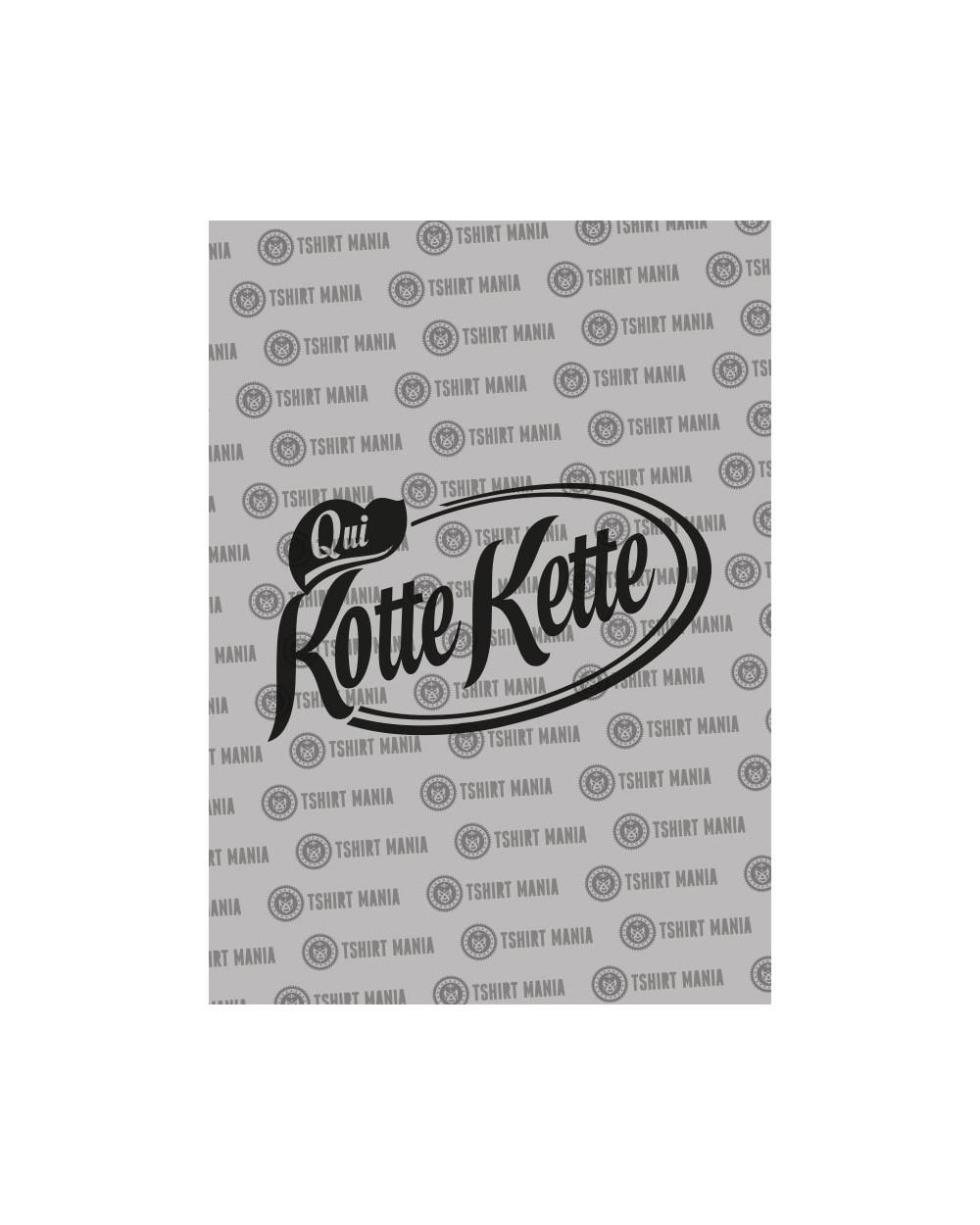 Tshirt qui Kotte Kette