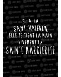 Si à la Saint Valentin