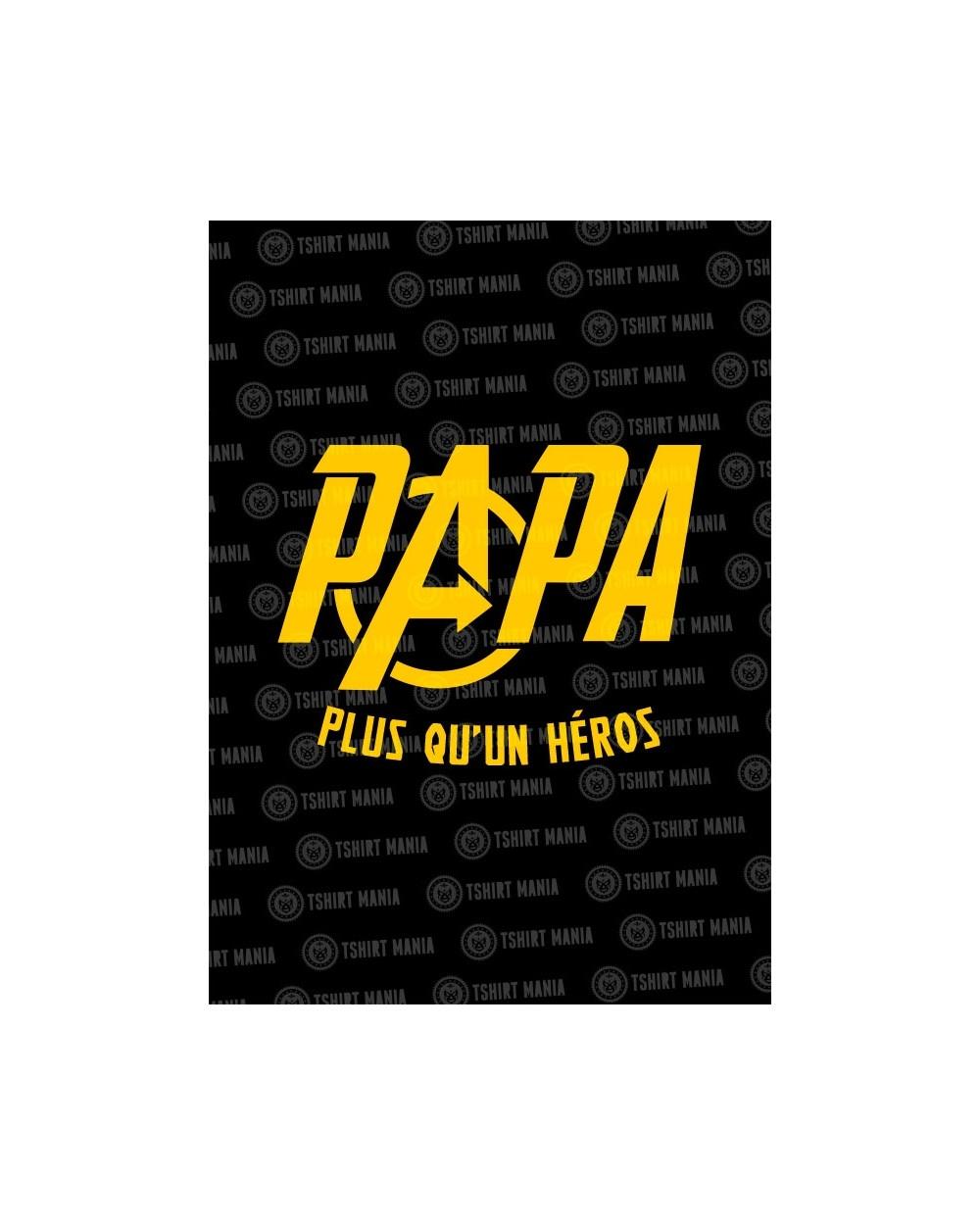Papa héros