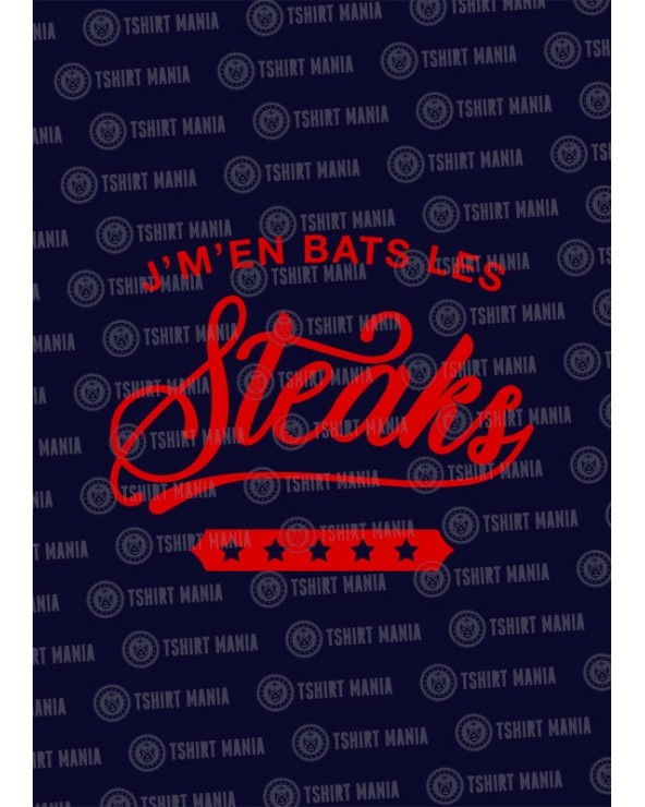 j'men bats les steaks Sweat