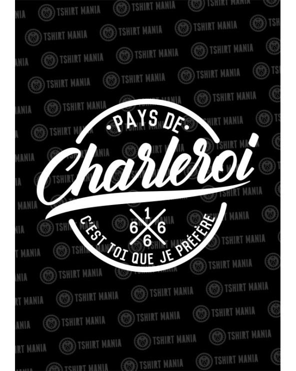 Pays de Charleroi Tshirt