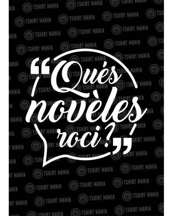 Quès Novèles Roçi Sweat