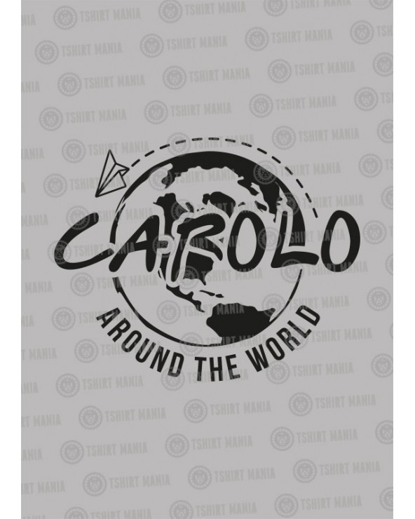 Carolo around the world Sweat