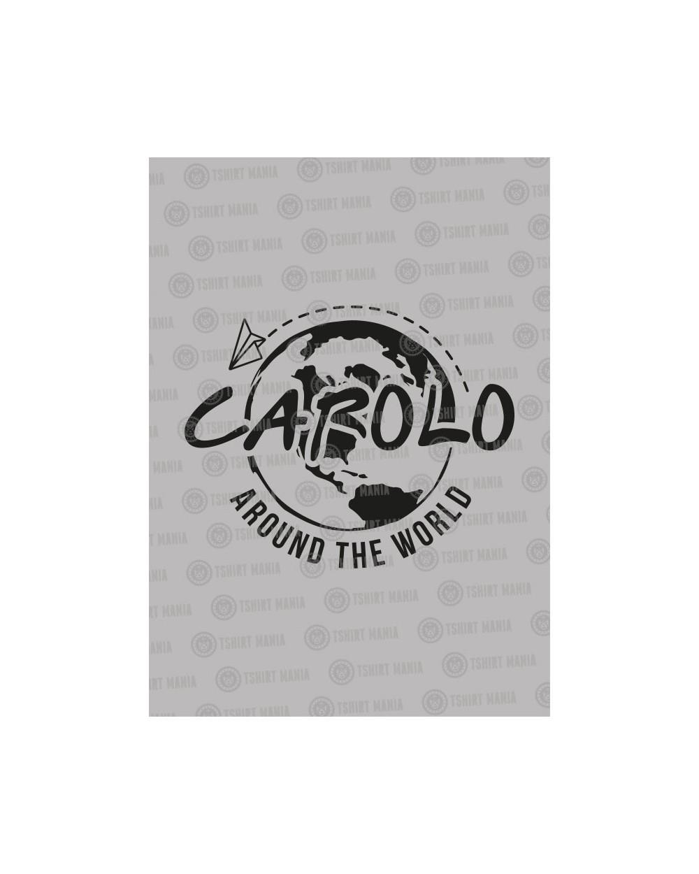 Carolo around the world Sweat