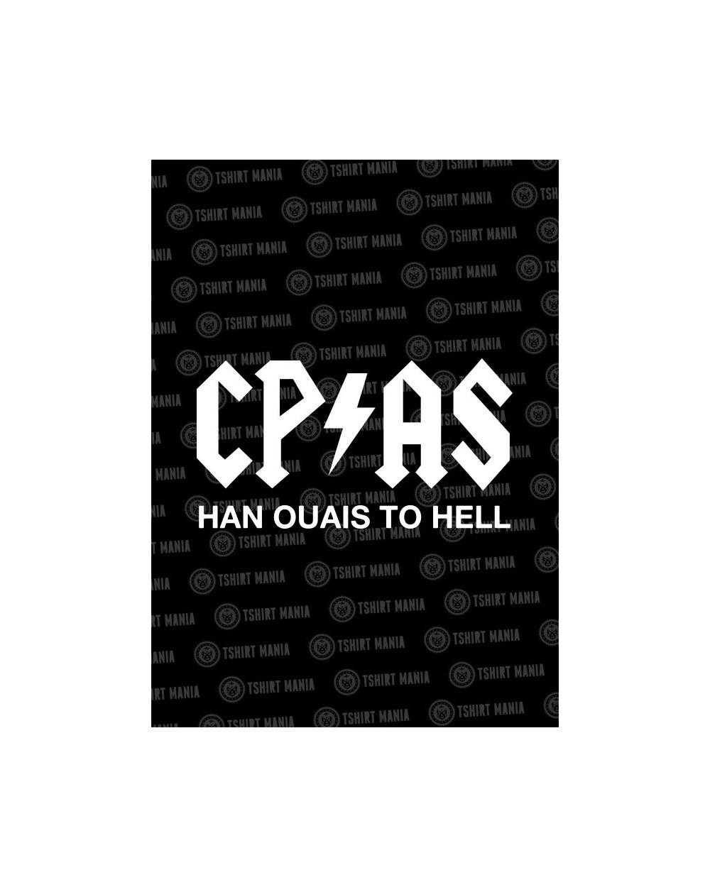 CPAS t-shirt
