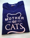 Personnalisation Mother of Cats