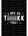 L'oeil du Tiikk Sweat