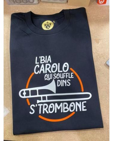 Personnalisation Trombonne