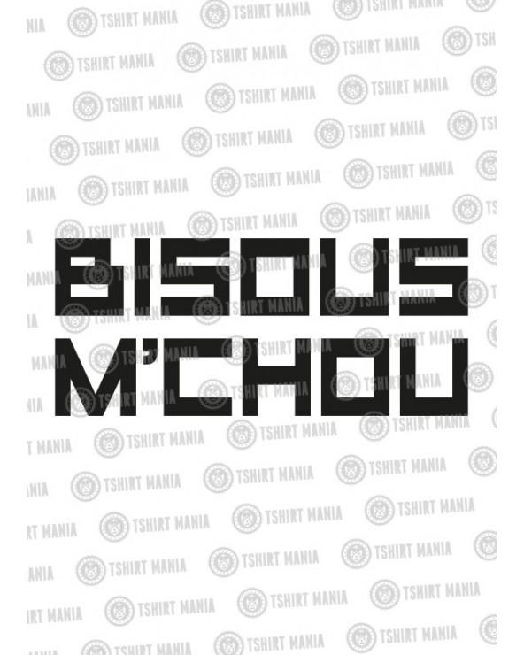 Bisous M'Chou Expo Tshirt