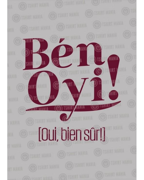 Ben Oyi - Tshirt