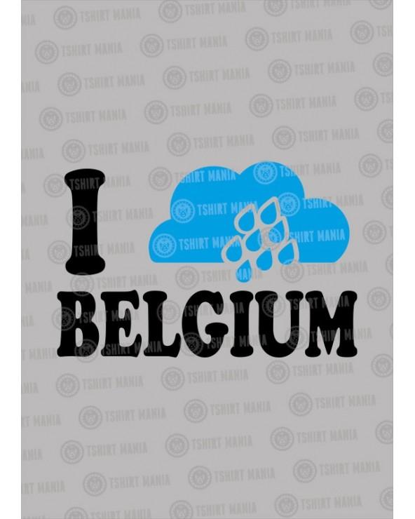 I Rain Belgium Sweat