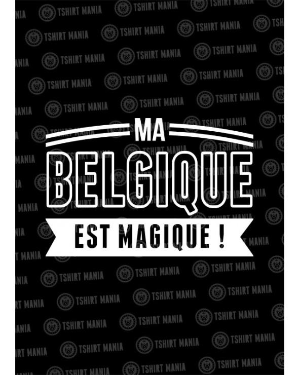 Ma Belgique est magique