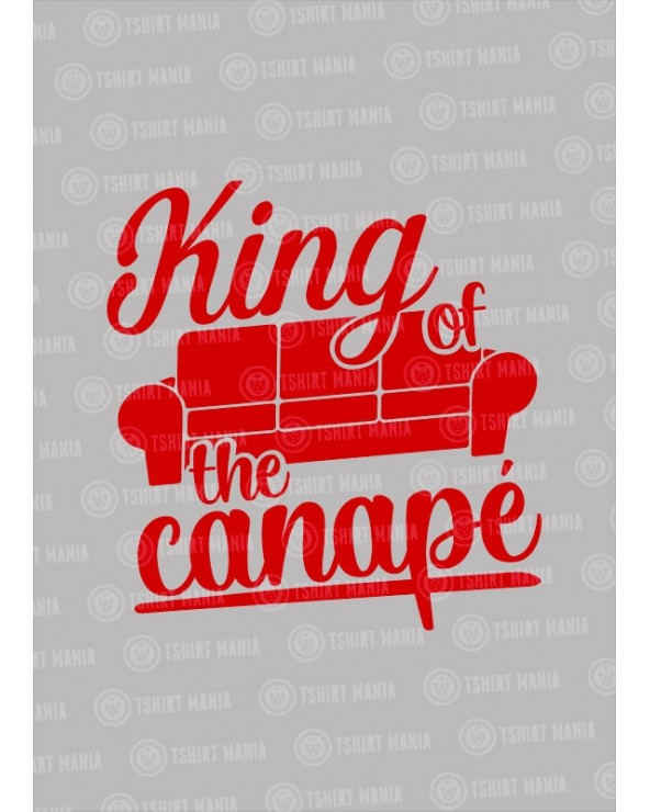 King of the canapé