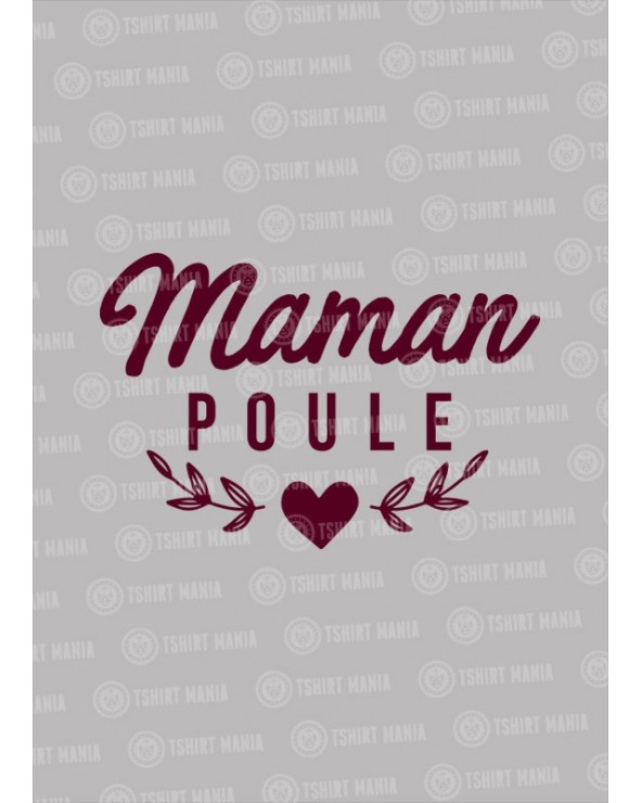 Maman Poule Sweat Loose