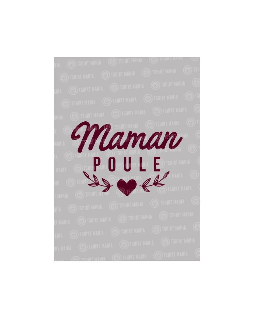 Maman Poule Sweat Loose