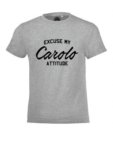 Excuse my Carolo Attitude Kids