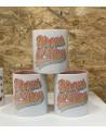 Mug Bisous m'chou Color