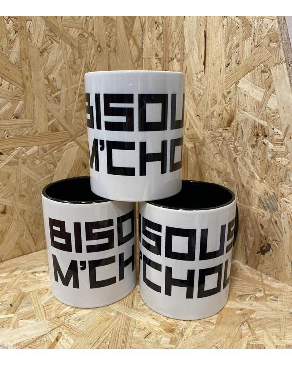 Mug Bisous m'chou Expo