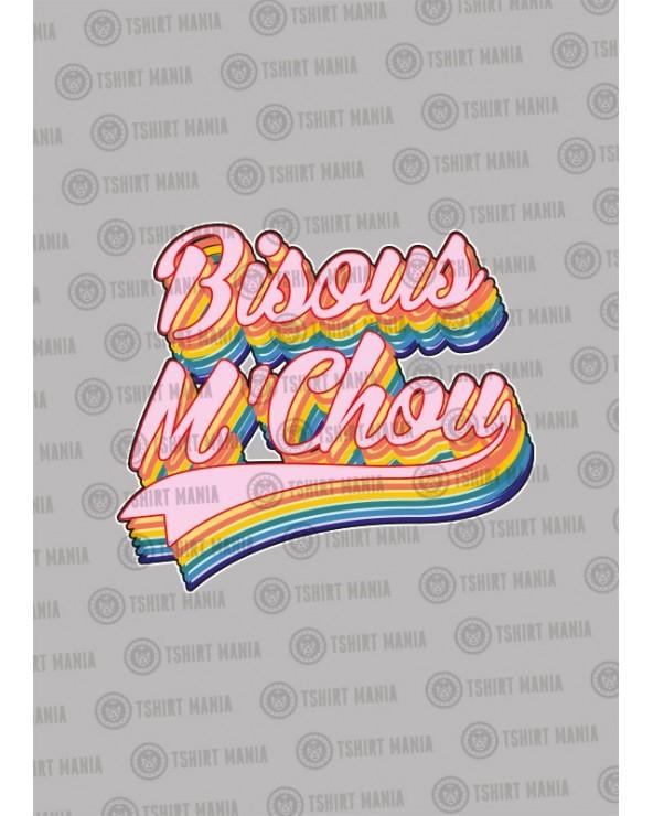 Bisous m'Chou Color