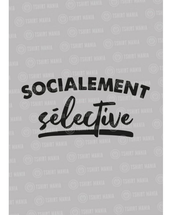 Socialement Sélective