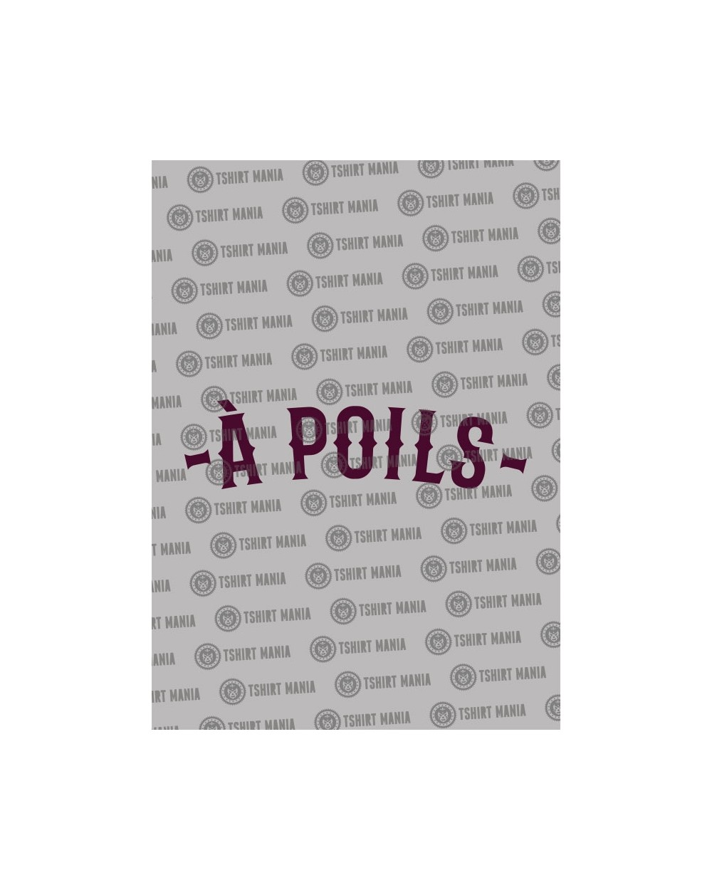 A poils