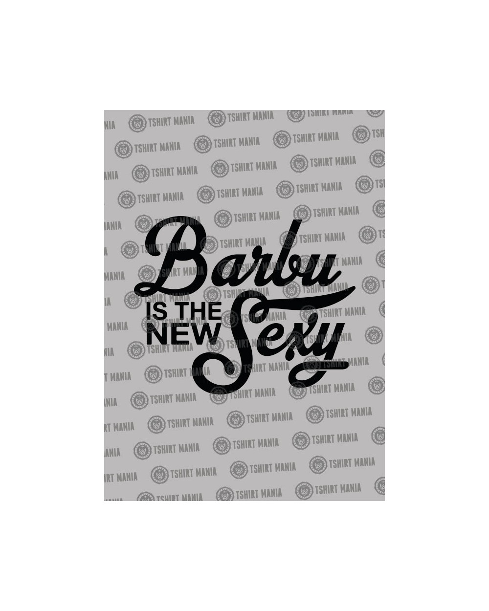 Barbu is the news sexy Sweat