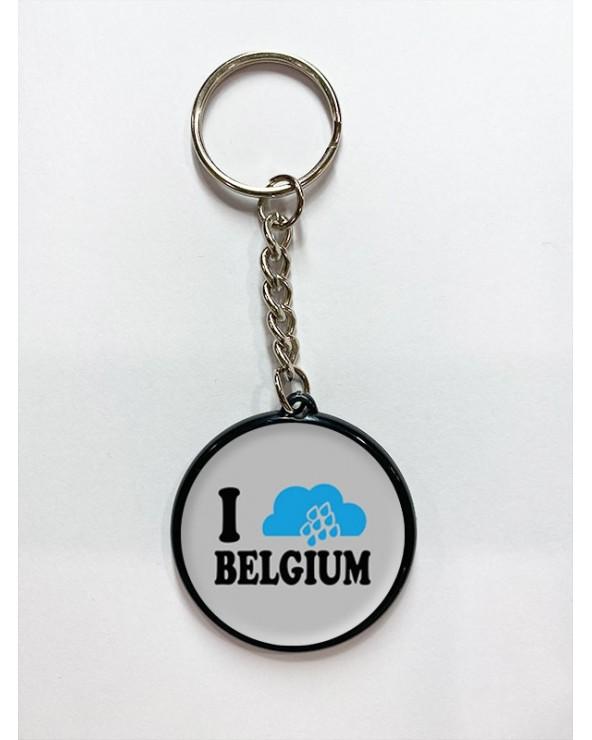 I Rain Belgium porte clé