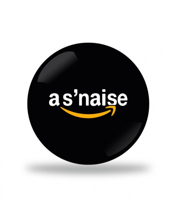 A S'naise Badge