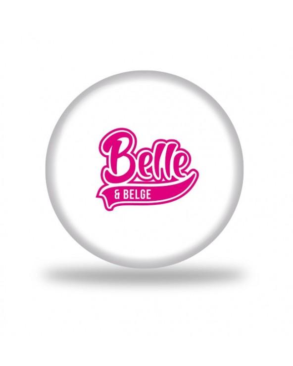 Belle et Belge Badge