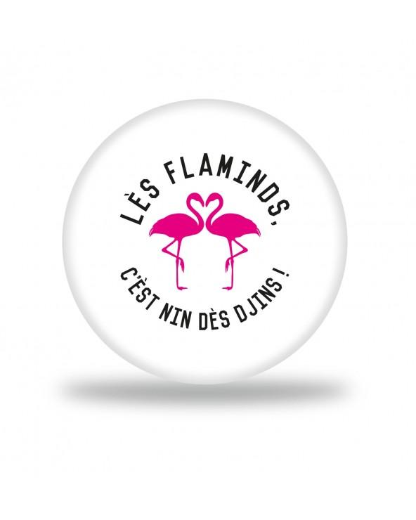 Les flaminds Badge