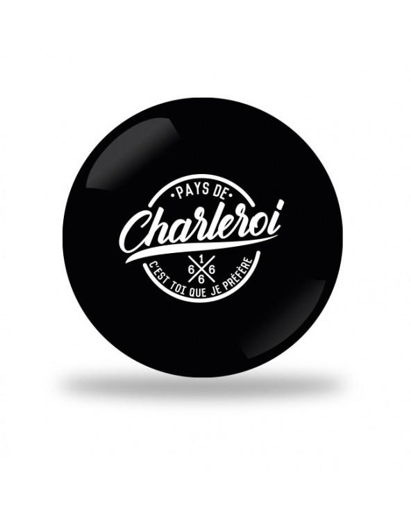 Pays de Charleroi Badge