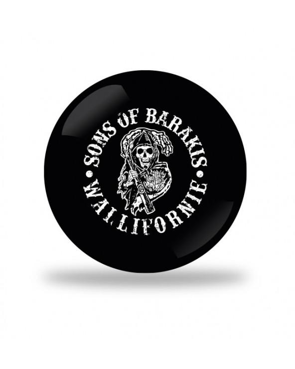 Sons of barakis Badge
