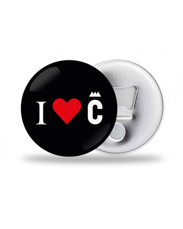 I Love C Décapsuleur