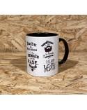 Mug Mr & Mde de Charleroi