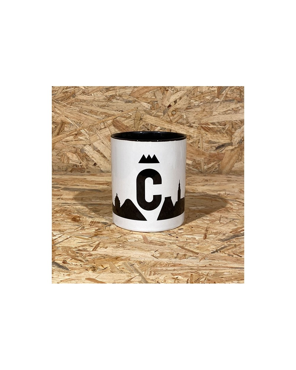 C de Charleroi Mug