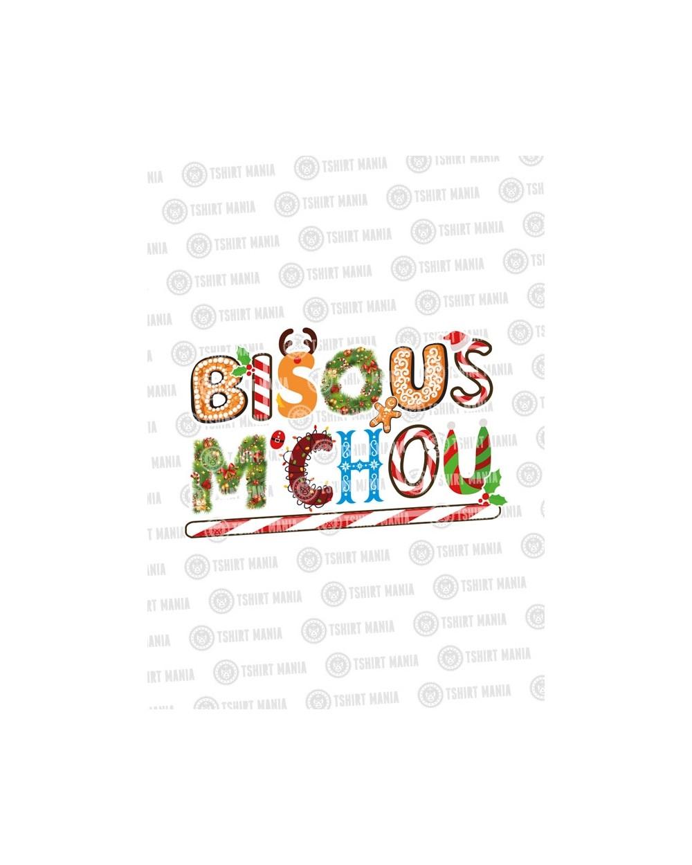 Bisous m'Chou de Noël