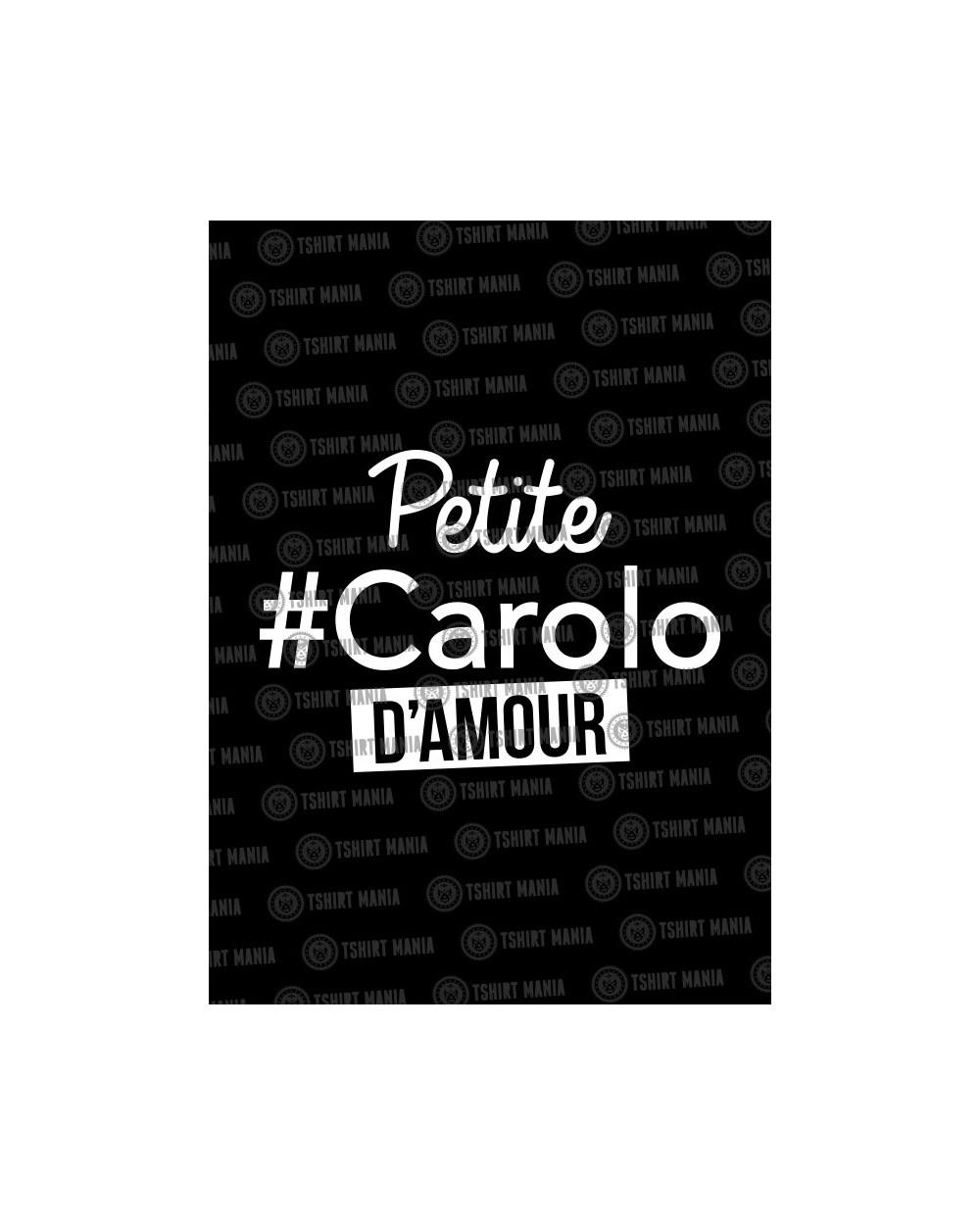 Petite Carolo d'Amour.. Sweat