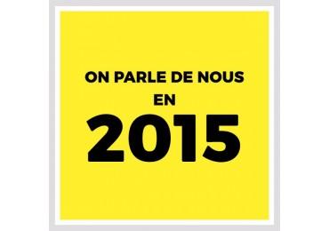 Coupures de presse 2015